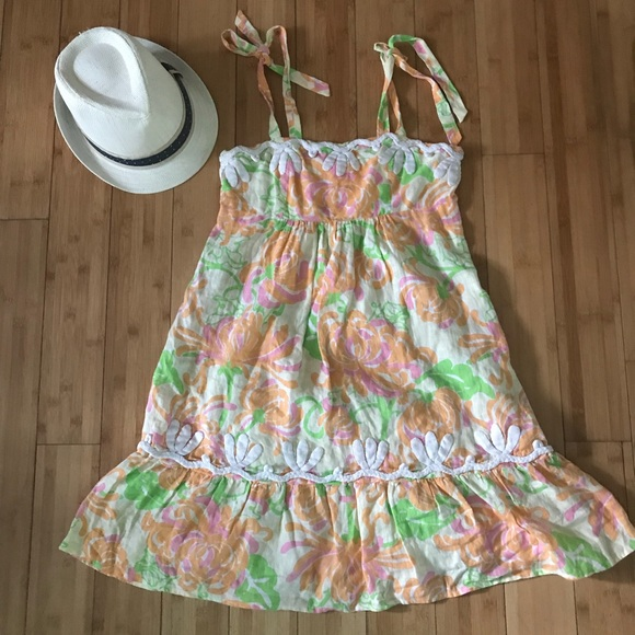 Lilly Pulitzer Other - Lilly Pulitzer Floral Dress